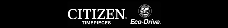 Citizen Watches Eco Drive